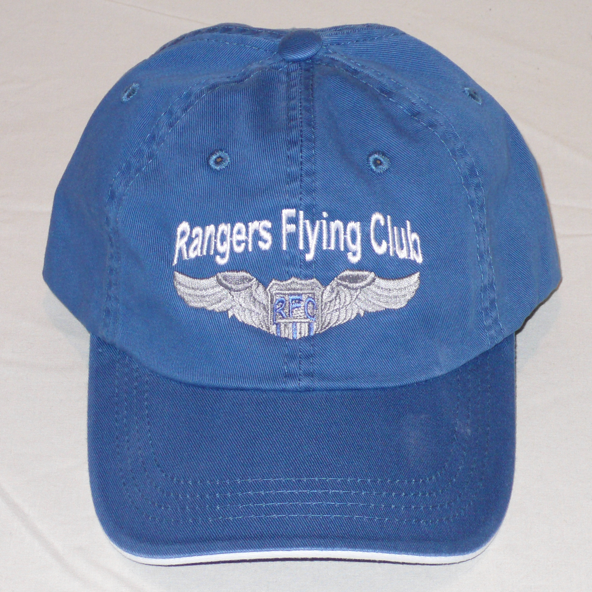 Rangers Flying Club Signature Cap