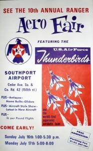 Rangers Poster circa 1968