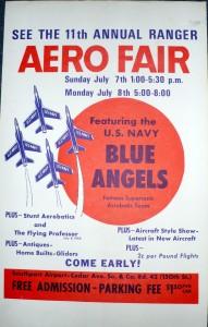 Rangers Poster circa 1969